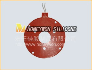 Abnormal-Shaped Silicone Rubber Heaters for Cone